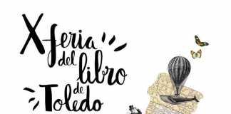 Cartel Feria del libro de Toledo 2015