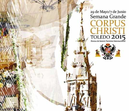 Cartel Corpus Christi Toledo 2015