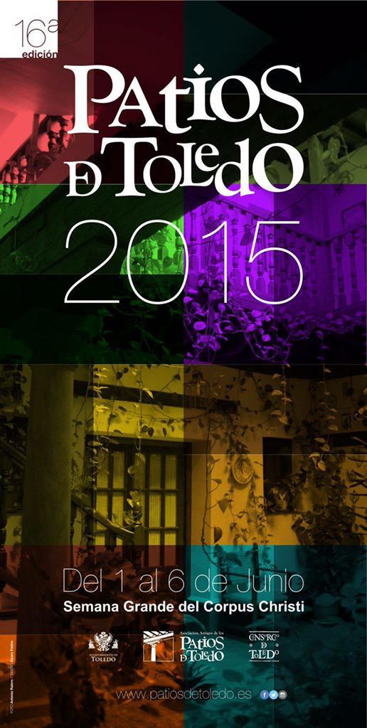Patios Toledo 2015