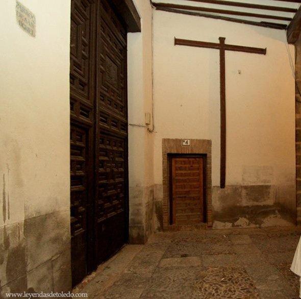 Cruz de San Miguel, Toledo