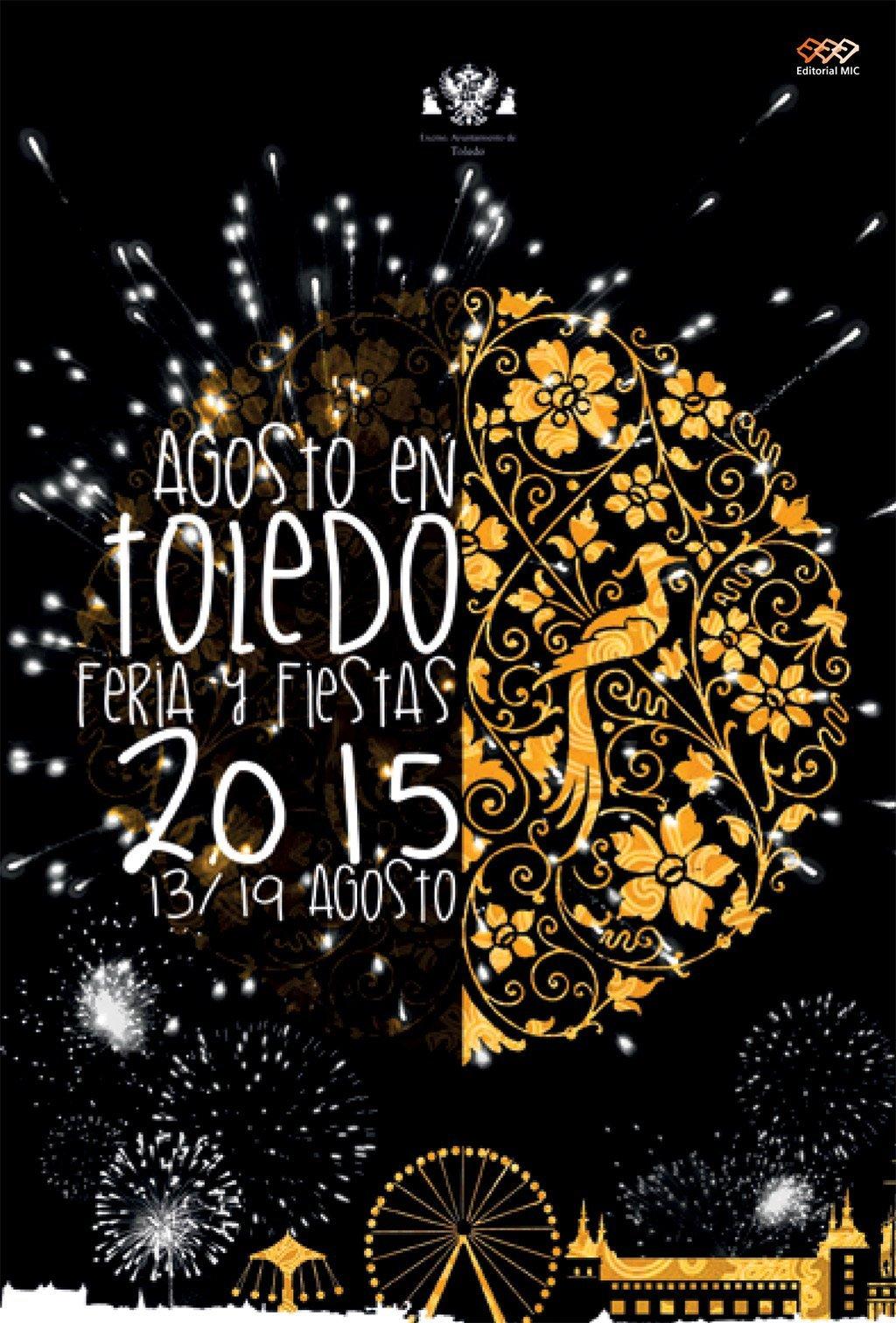 Feria y fiestas Toledo 2015