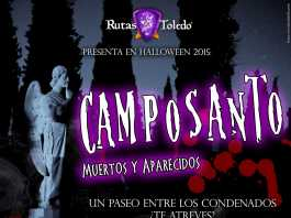 Ruta espectáculo Camposanto