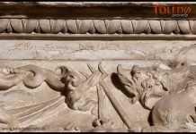Firma de Bécquer en Toledo