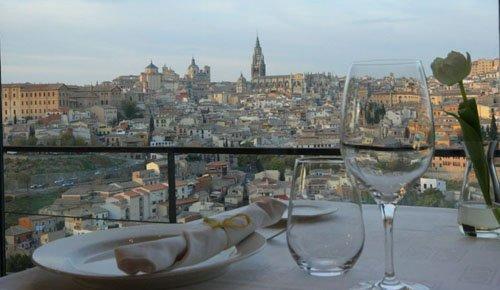 Restaurante La Ermita Toledo