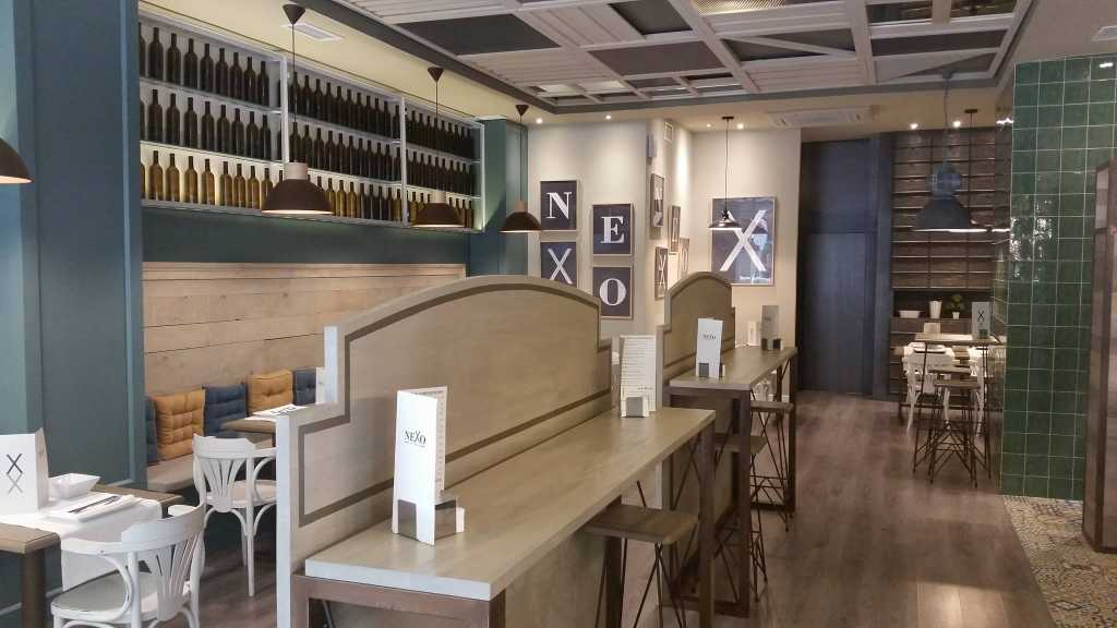Restaurante Nexo en Toledo