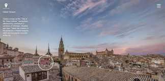 """""""Toledo 360 Walk"""". La ciudad, en Realidad Virtual (VR)"""