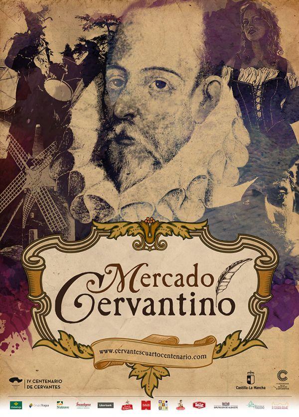 Mercado Cervantino en Toledo