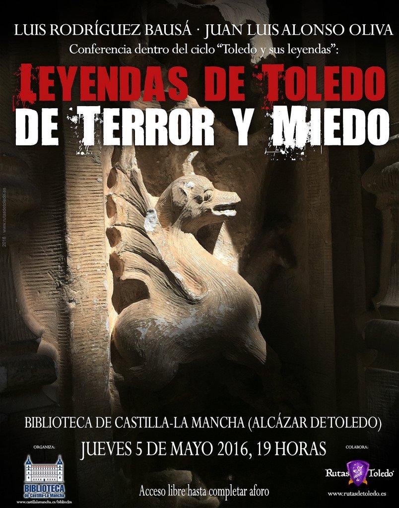Leyendas de Toledo de terror y miedo