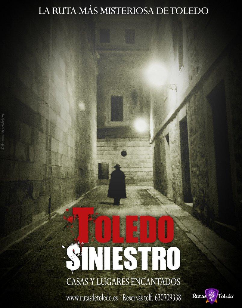 Toledo Siniestro: casas y lugares encantados