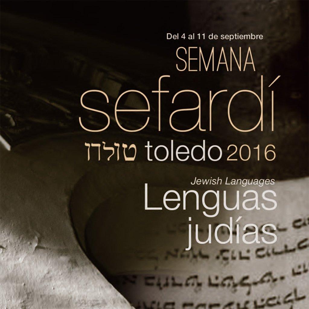 Semana Sefardí de Toledo 2016