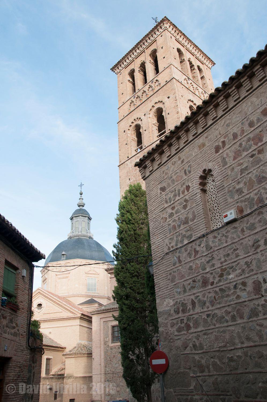 Torre de la Iglesia de San Román, por David Utrilla