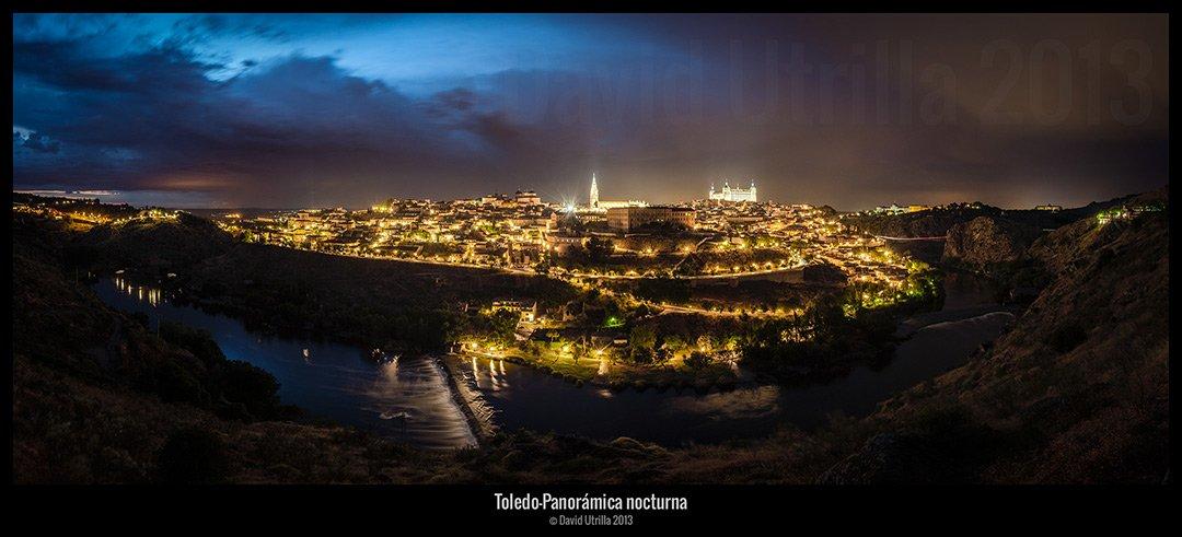 Fotos vistas panorámicas Toledo