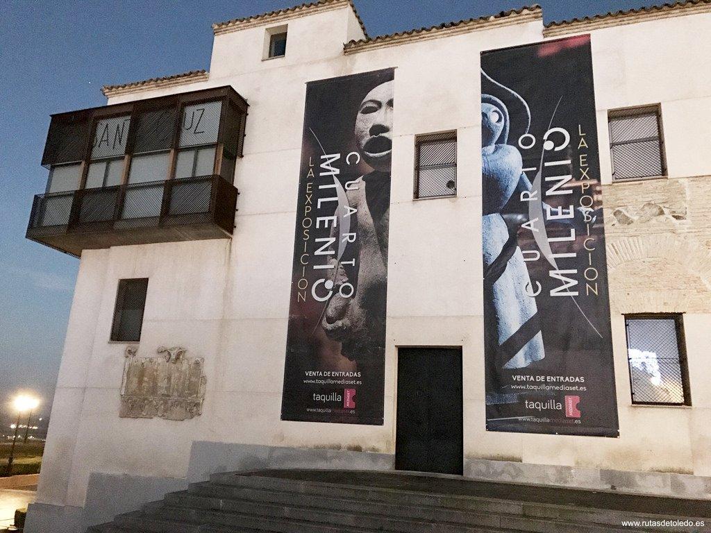Exposición Cuarto Milenio en Toledo