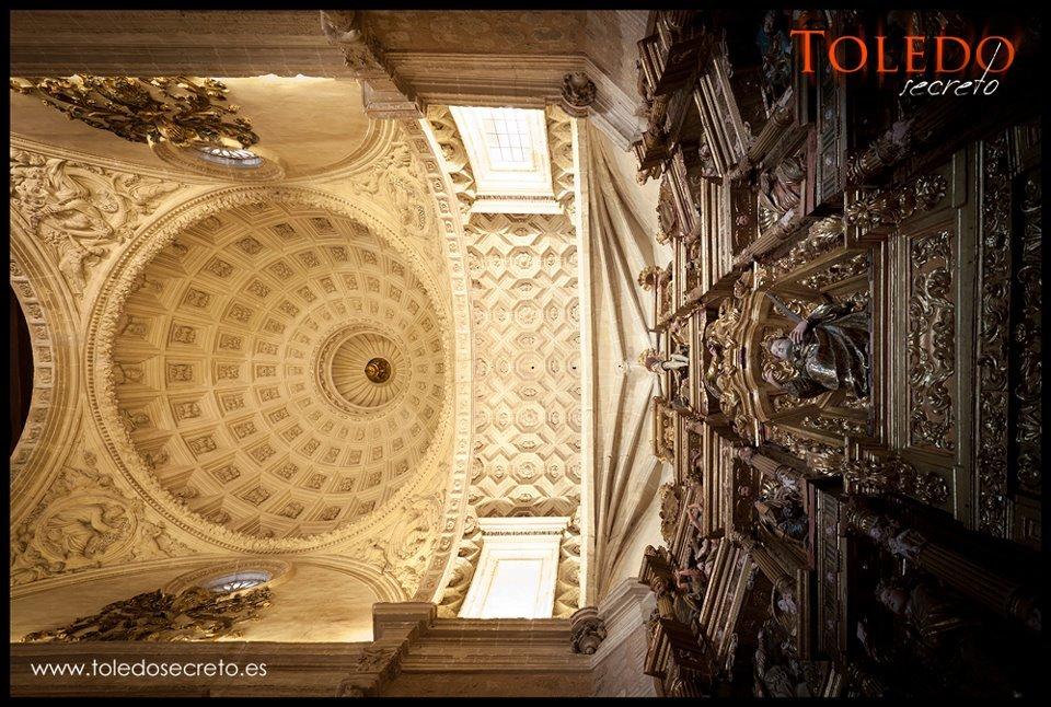 Iglesia de San Román en Toledo por David Utrilla