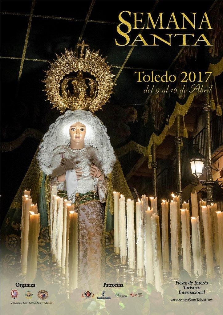 cartel semana santa toledo 2017