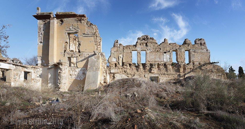 El Misterioso Palacio de la Sisla de Toledo
