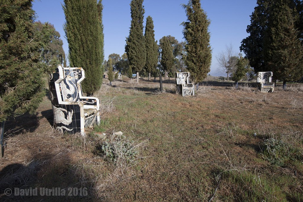 Lugares abandonados en Toledo: La Sisla