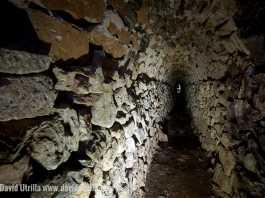 Acueducto subterráneo de la Pozuela en Toledo