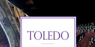 Portada del libro Toledo, guía turística