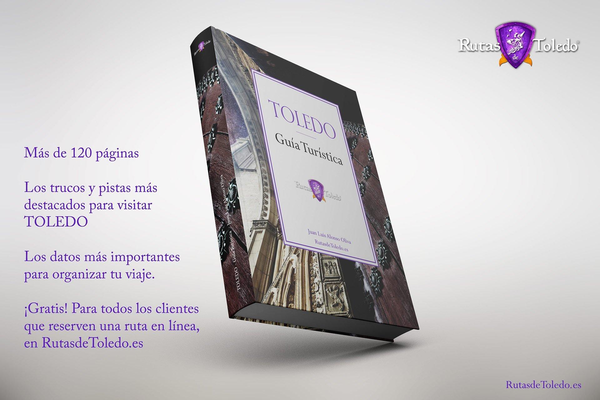 Libro Toledo, guía turística