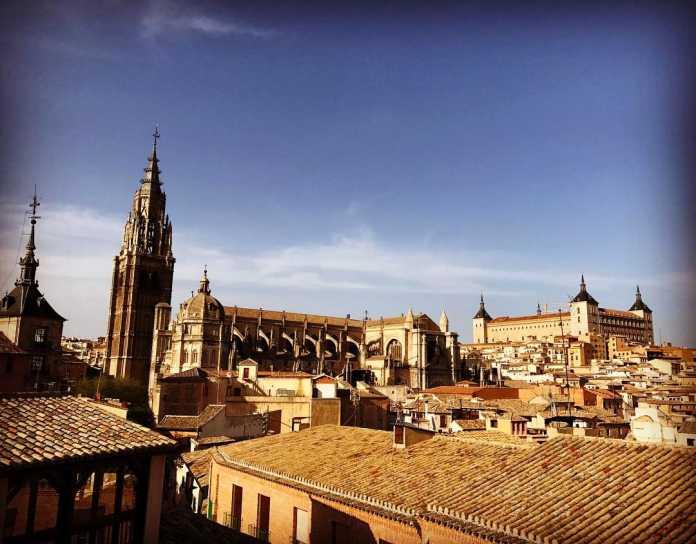Toledo monumental
