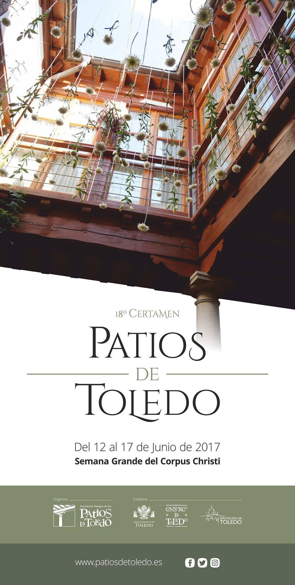 Patios Corpus 2017 Toledo