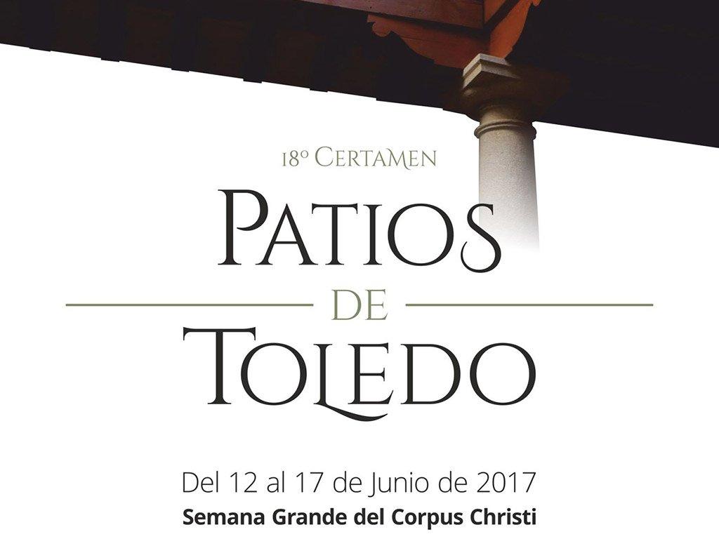 Patios de Toledo en el Corpus Christi 2017