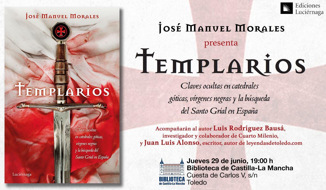 Libro Templarios