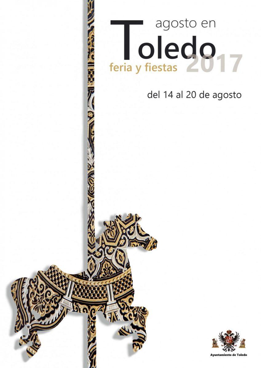 Programa Feria y Fiestas Virgen del Sagrario en Toledo 2017