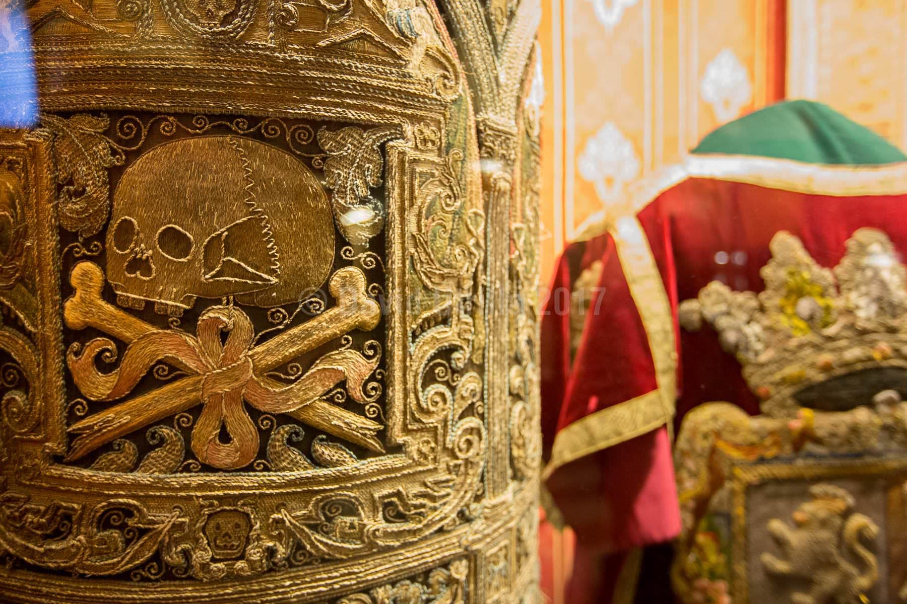 Dalmáticas de la Catedral de Toledo