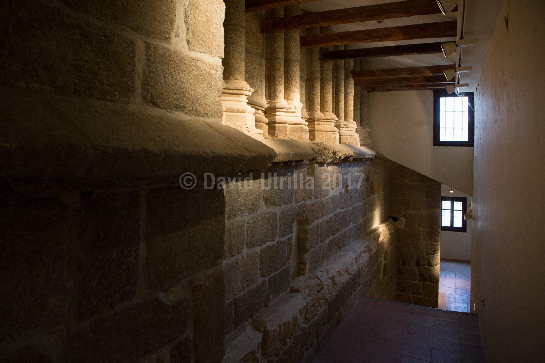 Pasadizos de la Catedral de Toledo