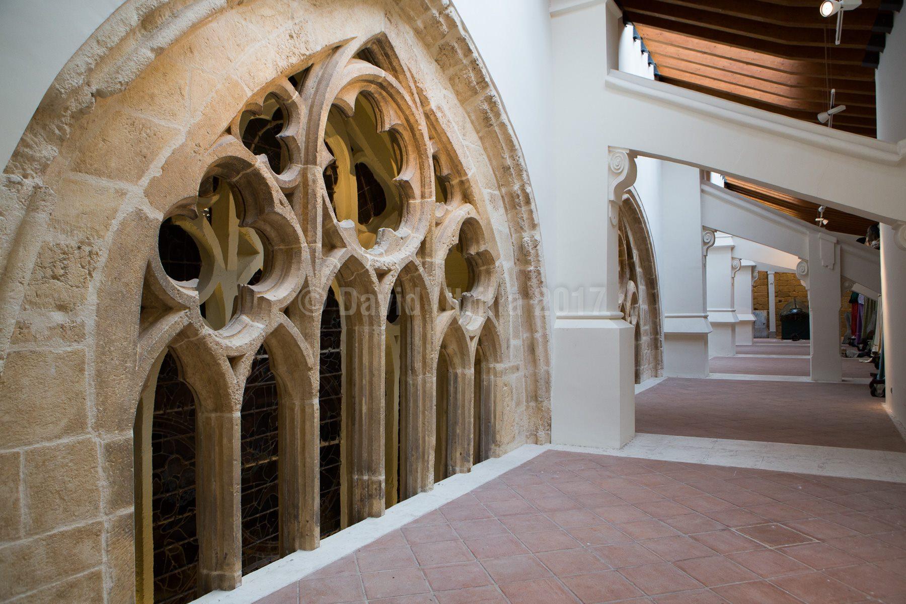 Arco en la Catedral de Toledo