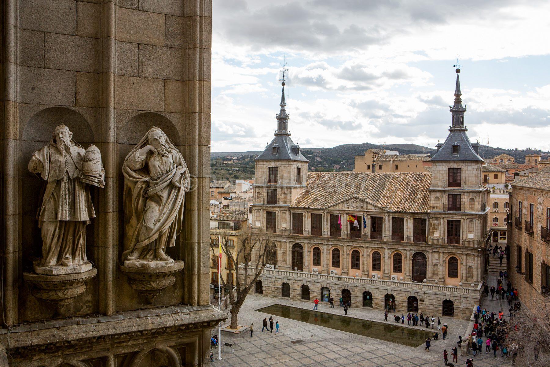 Plaza del Ayuntamiento de Toledo
