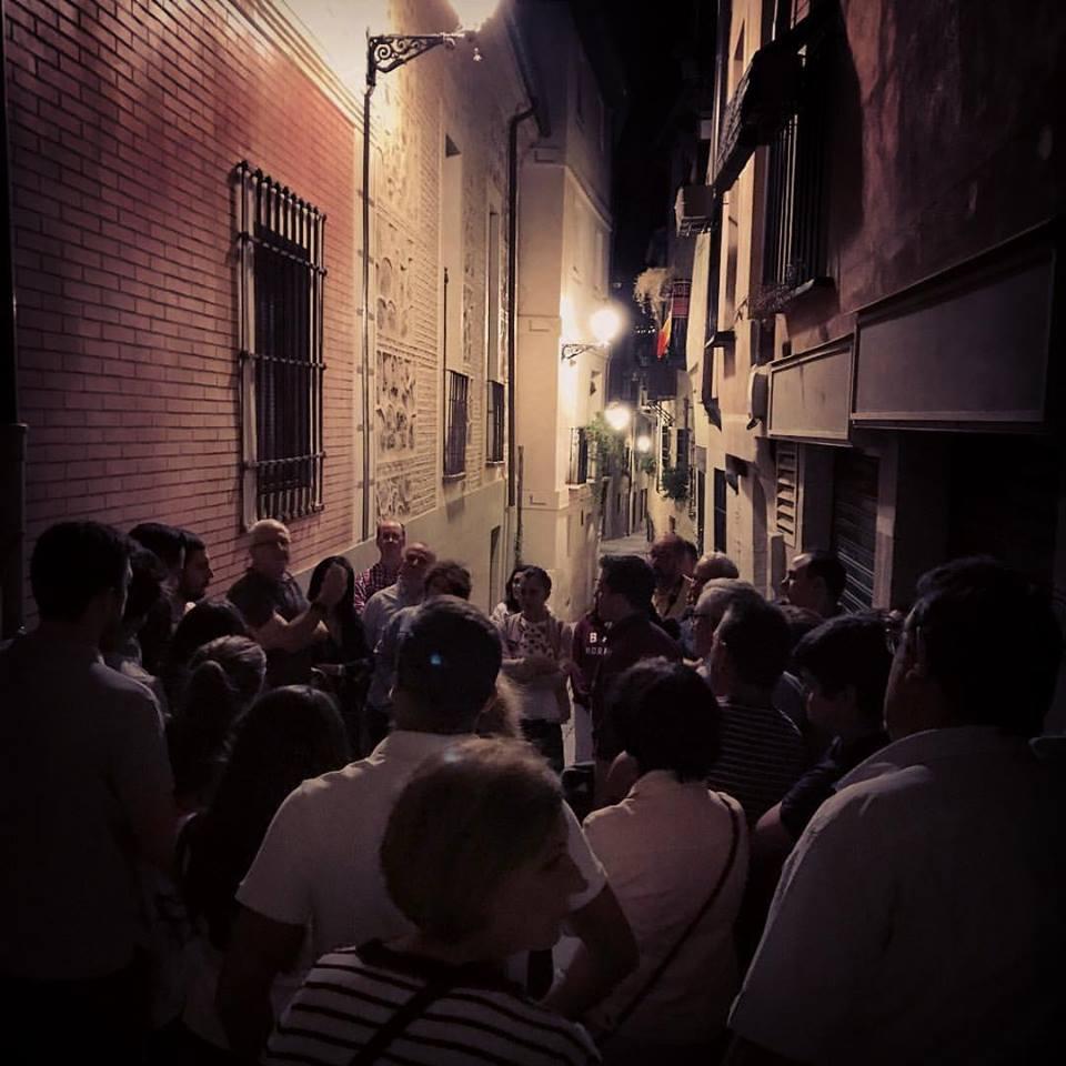 Una ruta nocturna por Toledo con Rutas de Toledo