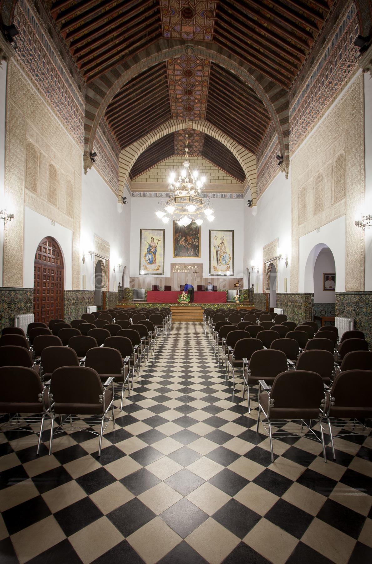 Salón de actos del Palacio Arzobispal