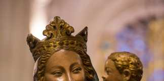 Virgen Blanca Catedral de Toledo
