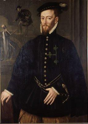 Cuadro del II Marqués de las Navas-Fundación Casa Ducal Medinaceli