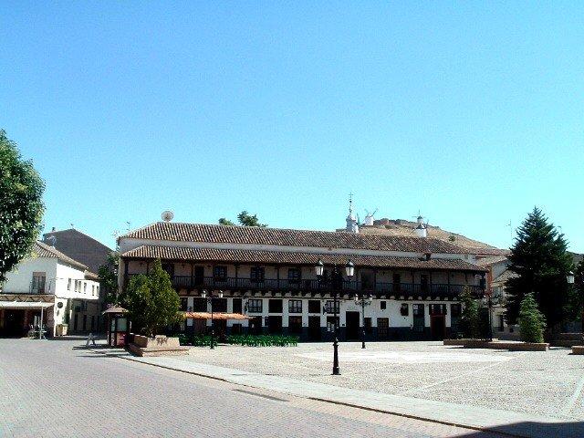 Edificio de los Corredores