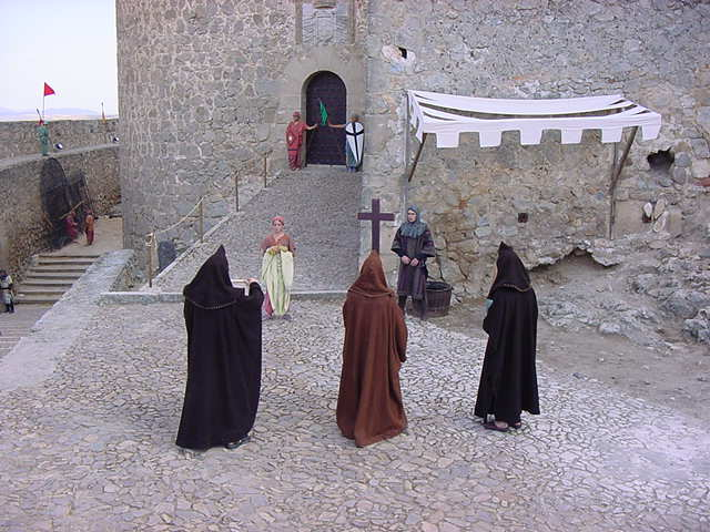 Evento de Consuegra Medieval