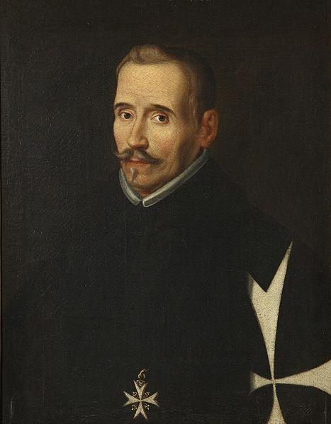 Lope de Vega. Museo Lázaro Galdiano, Eugenio Cajés, a partir de 1617