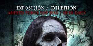 Cartel de la Exposición de Brujería en Toledo