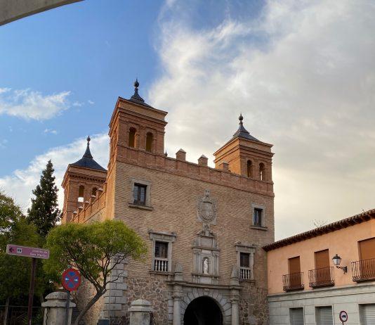 Puerta del Cambrón en Toledo