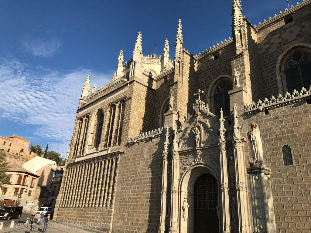 Iglesia de San Juan de los Reyes (Toledo)