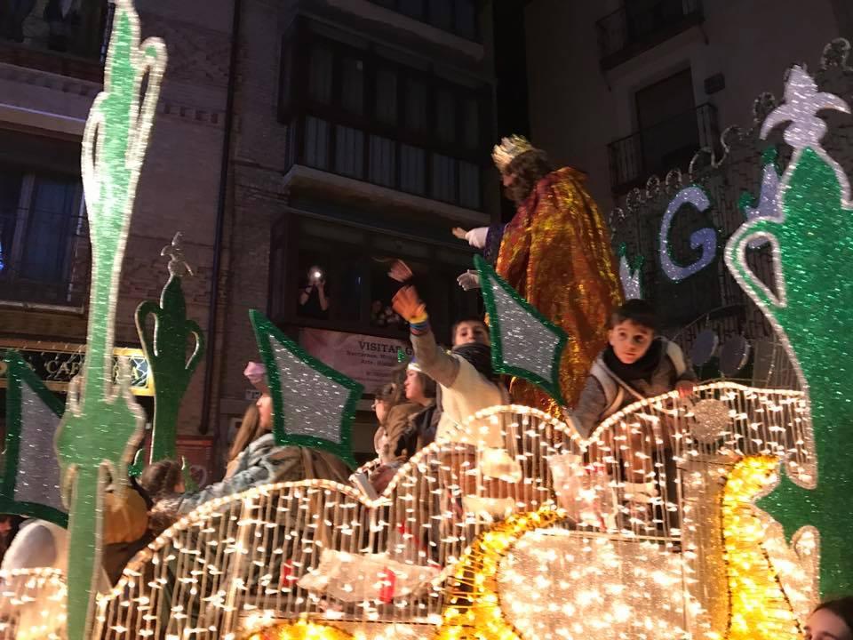 Los Reyes Magos en Toledo