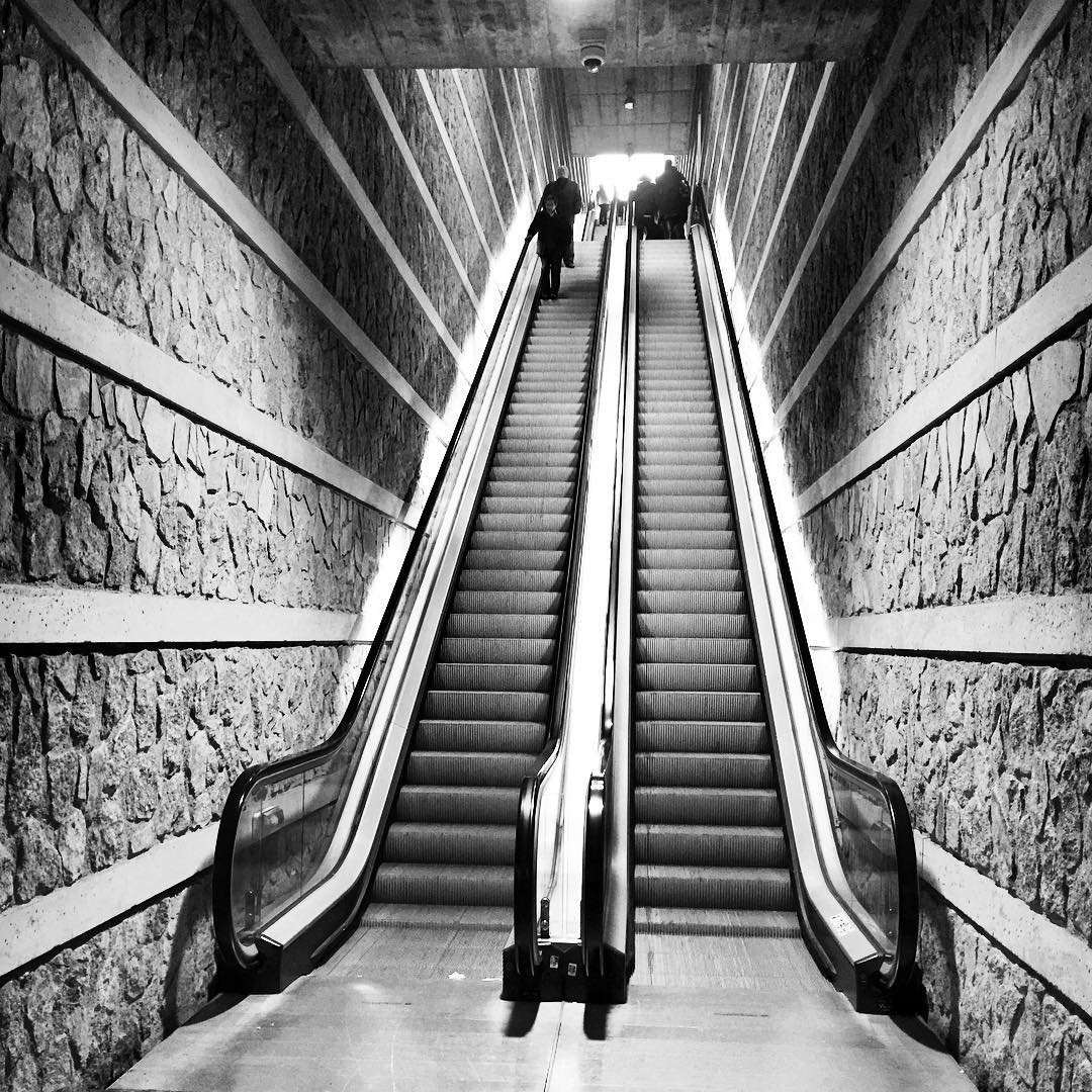 Las Escaleras Mecánicas De Toledo Horarios Y Ubicación Leyendas