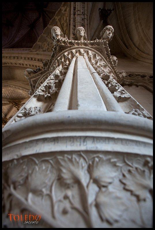 Interior de la Iglesia de San Juan de los Reyes, por David Utrilla Hernández