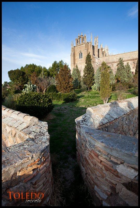 Jardín de San Juan de los Reyes, por David Utrilla Hernández