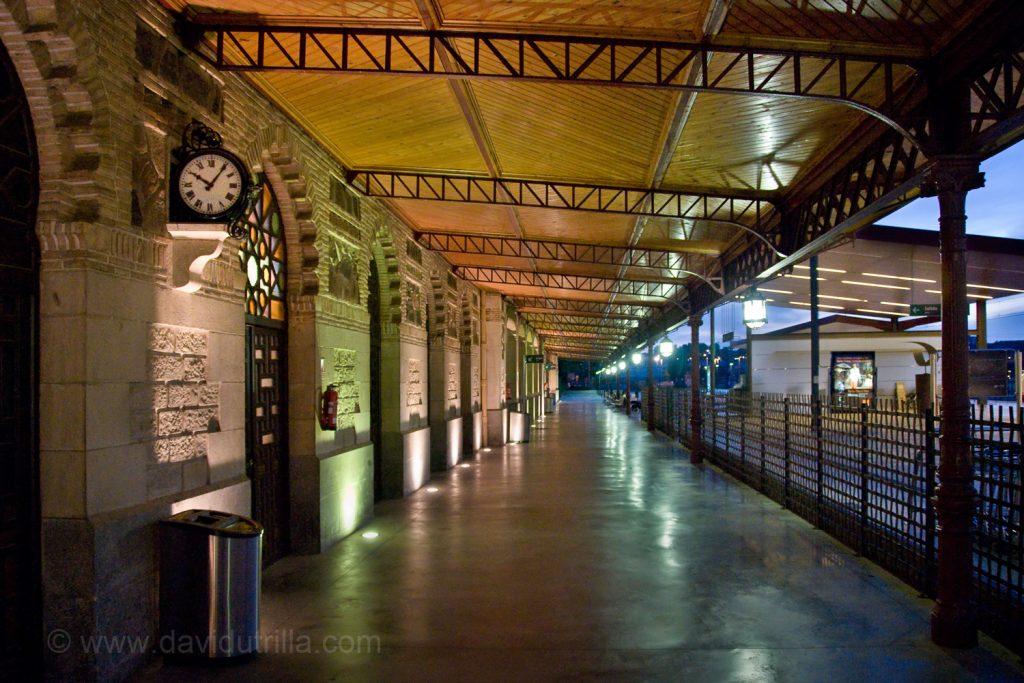 Estación de Trenes AVE de Toledo, David Utrilla