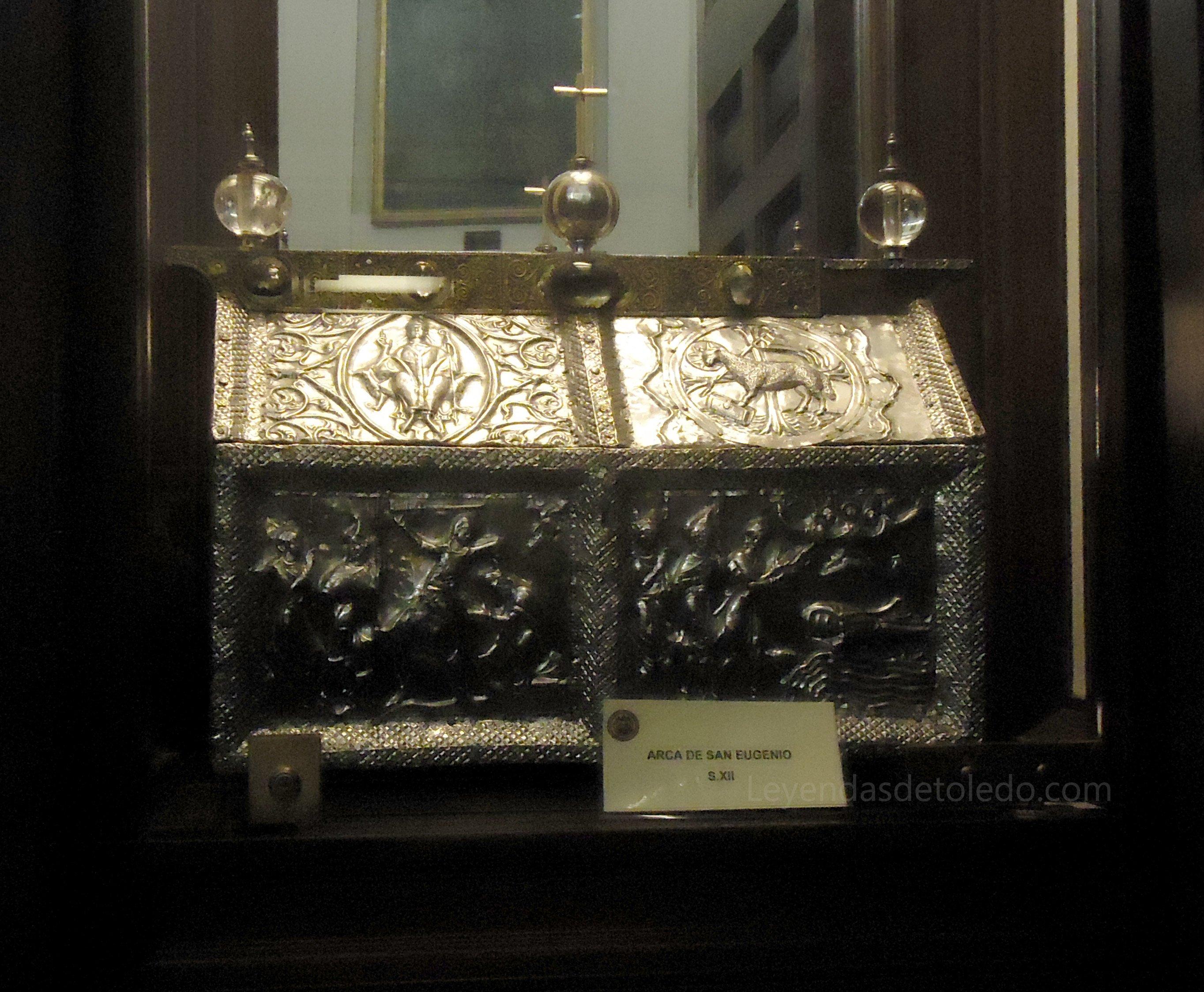 Arca de San Eugenio. Fotos del ochavo realizadas por Laura Valeriano Martinez, 2011