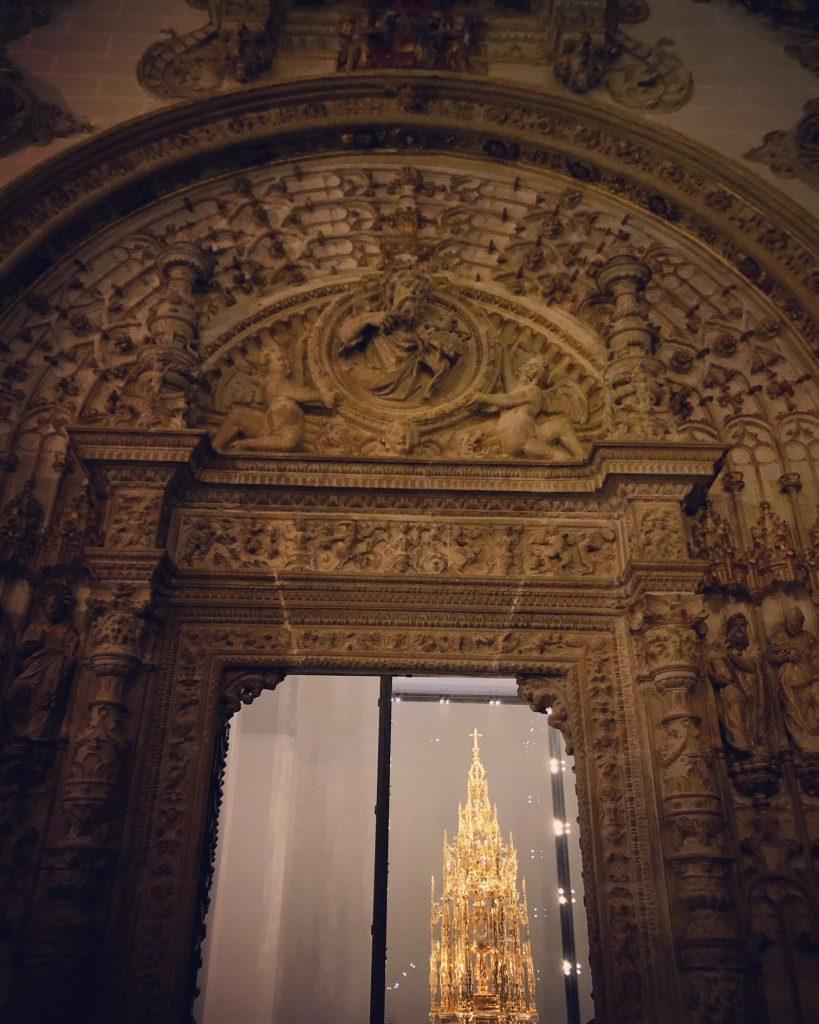 La Custodia de la Catedral de Toledo